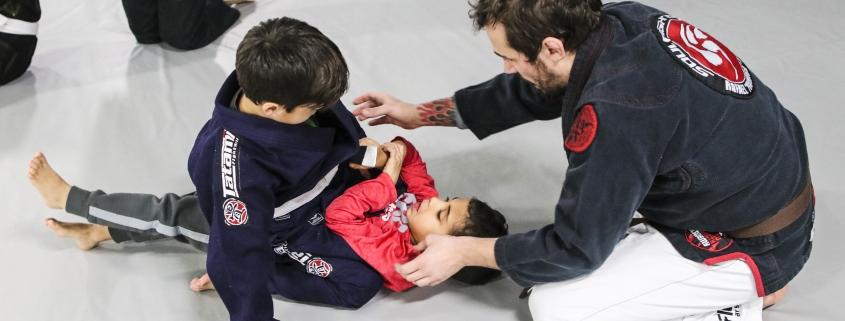 Kids Jiu Jitsu in Cromwell CT
