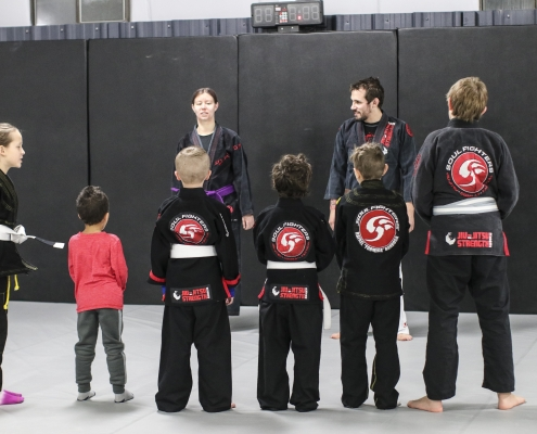 Kids Jiu Jitsu Classes in Cromwell CT