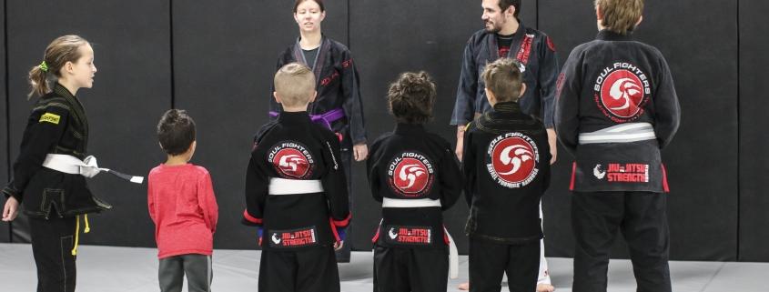 Kids Jiu Jitsu Classes in Cromwell CT
