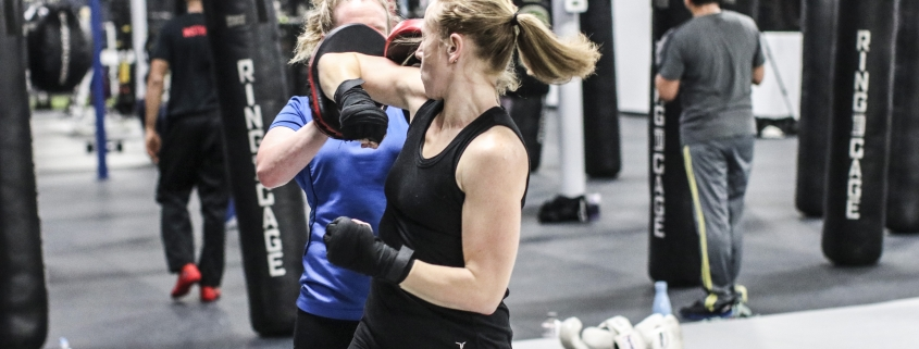 Cardio Kickboxing & Self Defense Training in Cromwell