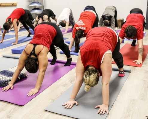 Yoga Class in Cromwell CT