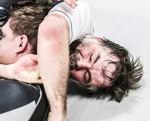 Jiu Jitsu Best Therapy