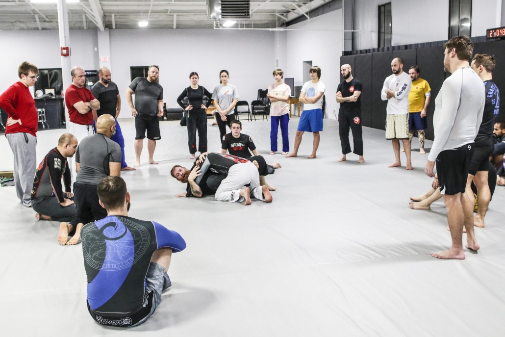 Top 5 Mistakes Beginner Jiu Jitsu Students Make