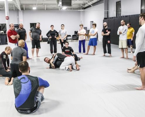 Jiu Jitsu Class in Cromwell CT