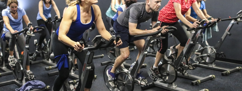 Indoor Cycling Class in Cromwell CT